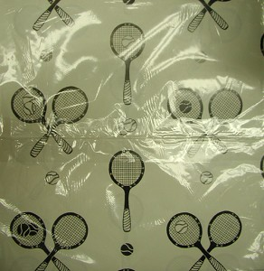 Tennis Gift Wrap