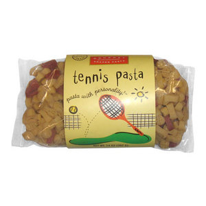 CLARKE TENNIS PASTA NEW PACKAGE 14OZ.