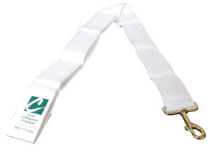 CLARKE CENTER STRAP WITH VELCRO BRAND FASTENER