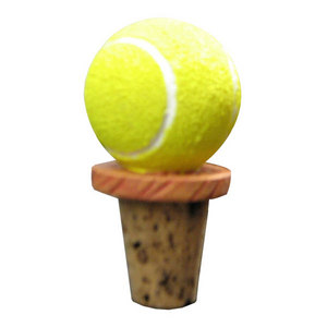 CLARKE TENNIS WINE CORK
