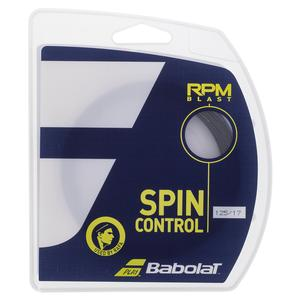 BABOLAT RPM BLAST BLACK 17G STRINGS