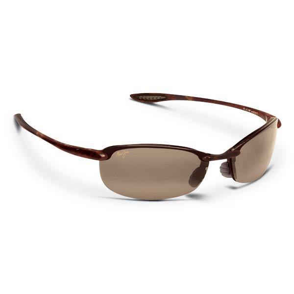 Maui Jim Makaha Sunglasses Tortoise/HCL Bronze