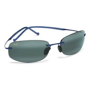 MAUI JIM HONOLUA BAY SUNGLASSES BLUE NEUTRAL GREY
