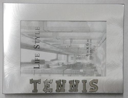 Aluminum Frame ` Tennis `