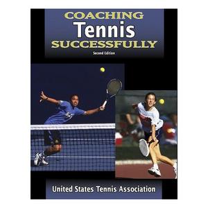 HUMAN KINETICS COACHING TENNIS SUCCESSFULLY-2ND EDITION