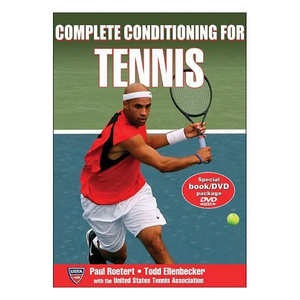 Complete Conditioning for Tennis Book and DVD