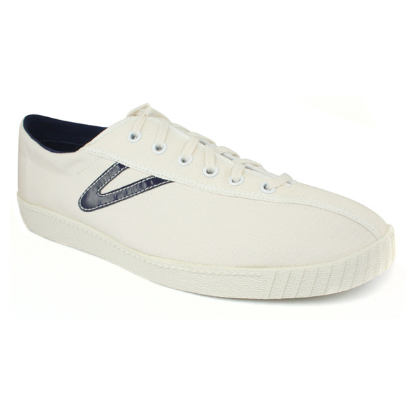 tretorn s nylite canvas white peacoat tennis shoes ebay