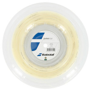 BABOLAT SYNTHETIC GUT 16G REEL NATURAL