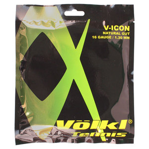 VOLKL V ICON 16G TENNIS STRING