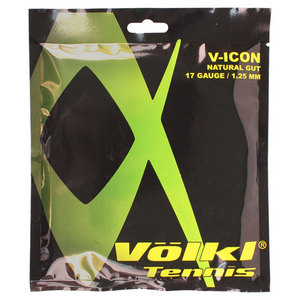 V Icon 17g Tennis Strings