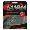 GAMMA Zo and Tnt2 Tour Hybrid Tennis Strings
