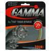 GAMMA Zo and Tnt2 Tour Hybrid Tennis Strings
