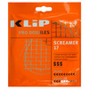 KLIP Screamer 17 Guage Tennis String