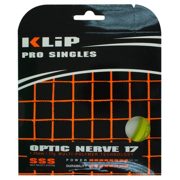 Optic Nerve 17g Tennis String