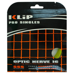 KLIP OPTIC NERVE 16 GUAGE TENNIS STRING