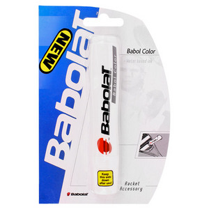 Babolat Color Stencil Ink White
