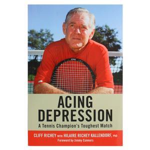 Acing Depression: A Tennis Champion`s Toughest Match (Paperback)