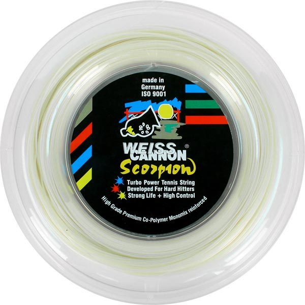 Scorpion 16l Reel Tennis Strings
