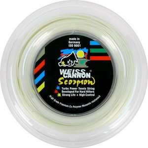 WEISS CANNON SCORPION 128 REEL TENNIS STRING