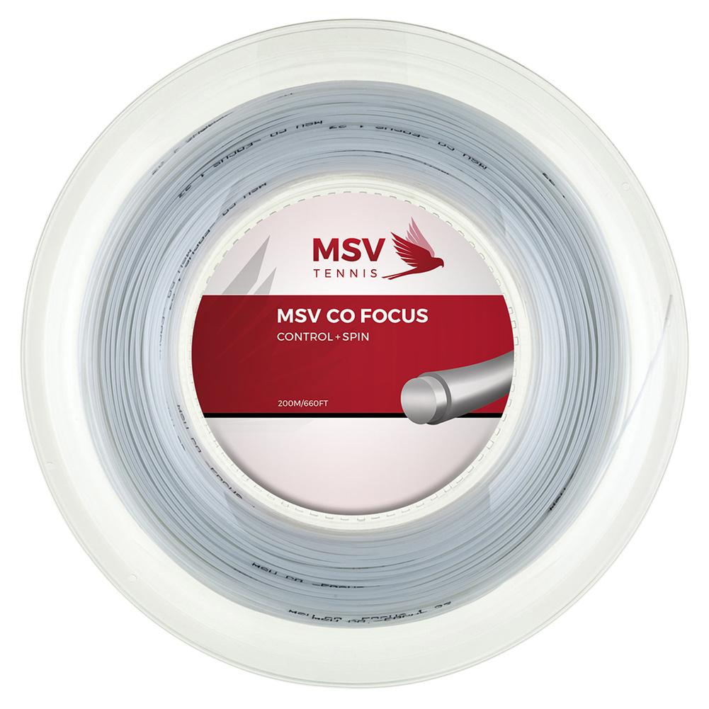 Msv Co Focus 127 Reel Tennis String