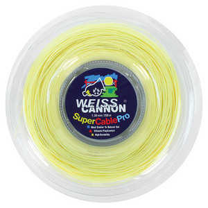 WEISS CANNON SUPERCABLE PRO 16G TENNIS STRING