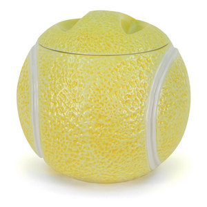 Ceramic Ten Ball Cookie Jar