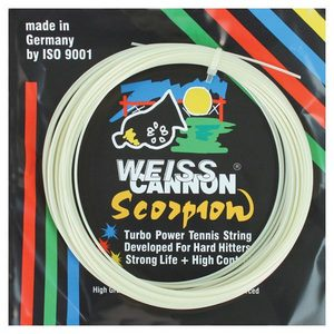 WEISS CANNON SCORPION 17L TENNIS STRING