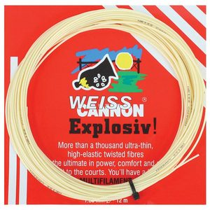 WEISS CANNON EXPLOSIV 130 TENNIS STRING