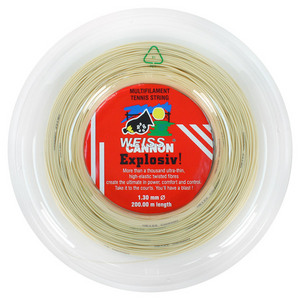 WEISS CANNON EXPLOSIV 16G REEL TENNIS STRING