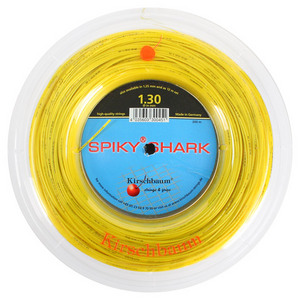 KIRSCHBAUM SPIKY SHARK TENNIS REEL 16 (1.30) YELLOW