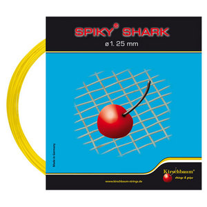 KIRSCHBAUM SPIKY SHARK TENNIS STRING 17G 1.25