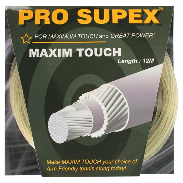 Pro Supex Maxim Touch 16g Tennis String