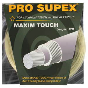 Pro Supex Maxim Touch 16G Tennis String
