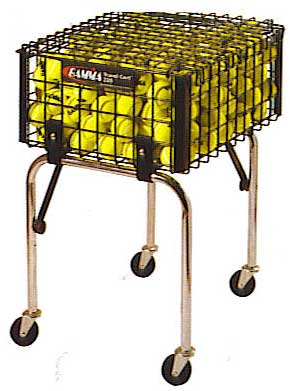 Travel Cart 220 Ball Basket