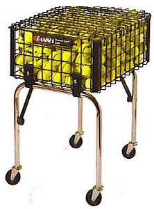 GAMMA TRAVEL CART 220 BALL BASKET