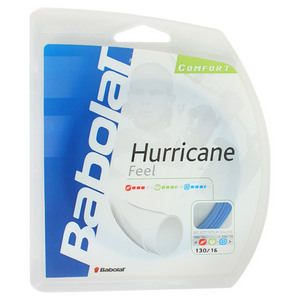 BABOLAT HURRICANE FEEL 16G BLUE TENNIS STRING