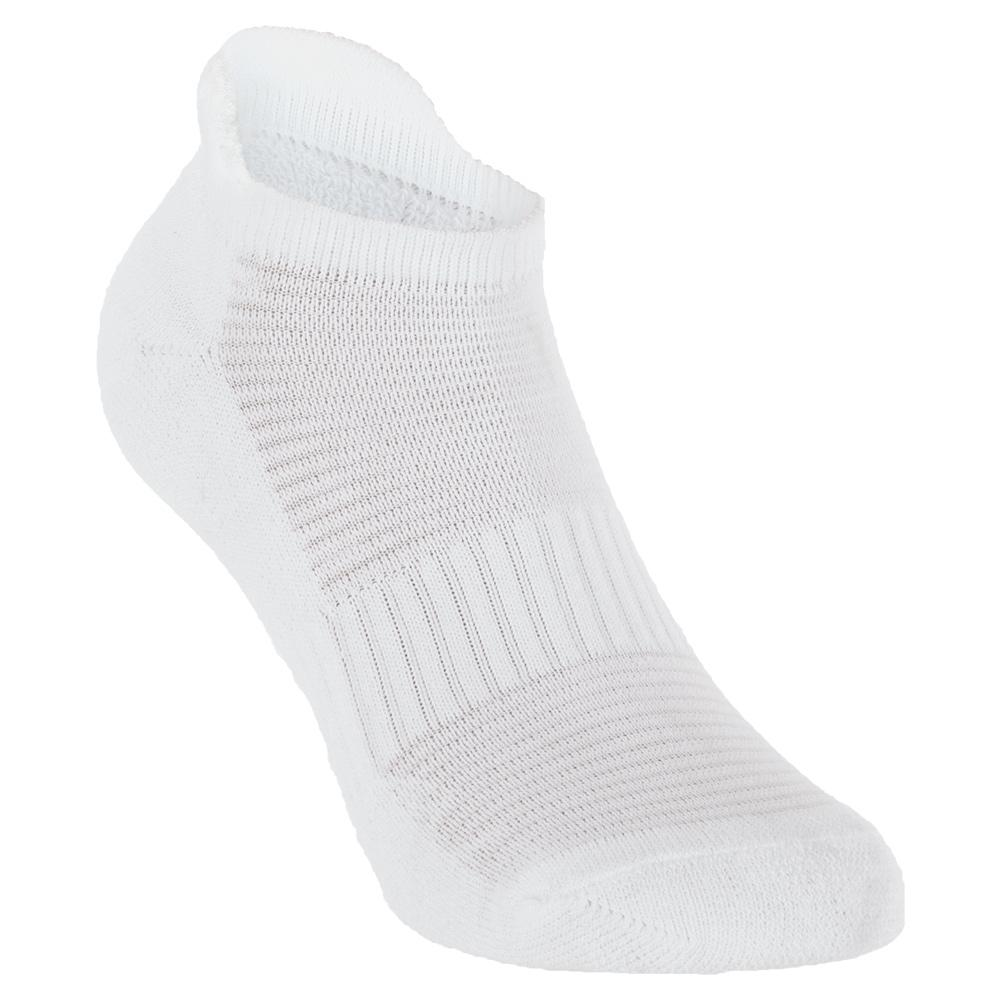 Women's Comfort Fit Ped.Sock White
