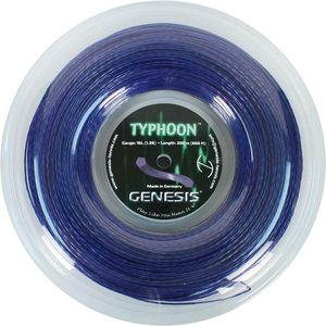Typhoon 16L Blue Reel Tennis String