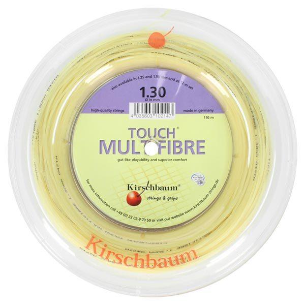 Touch Multifiber 16g 1.30mm Tennis String Reel