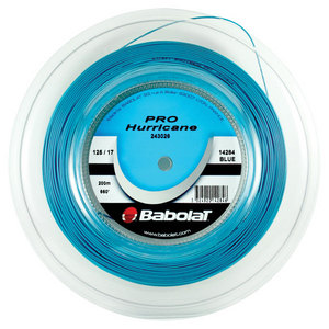 BABOLAT PRO HURRICANE BLUE 17G REEL