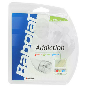 BABOLAT ADDICTION TENNIS STRINGS 17G/1.25 MM NAT