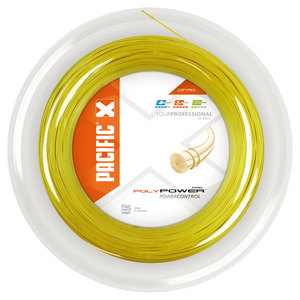 PACIFIC POLY POWER PRO 16G REEL TENNIS STRING