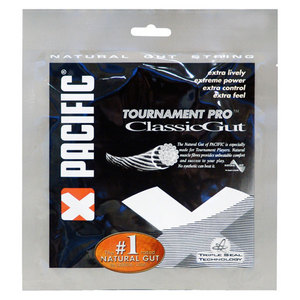 PACIFIC CLASSIC GUT 17G TENNIS STRING