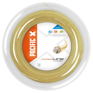 PACIFIC POWER LINE 16L REEL TENNIS STRING