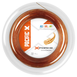 PACIFIC X FORCE 18 G REEL TENNIS STRING