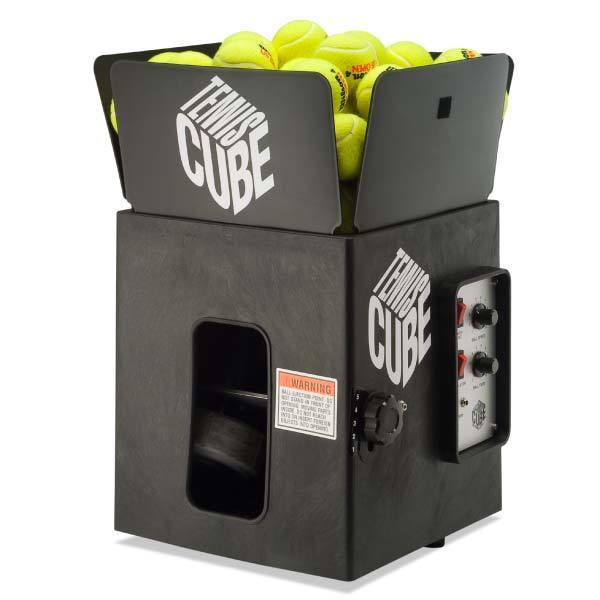 Tennis Tutor Cube With Oscillator