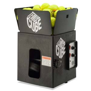 SPORTS TUTOR TENNIS TUTOR CUBE WITH OSCILLATOR