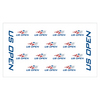 US Open Tennis Towel