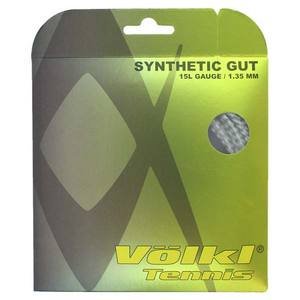 VOLKL SYNTHETIC GUT 15L CRYSTAL TENNIS STRING