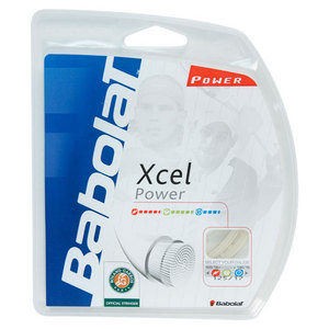 BABOLAT XCEL POWER 17G STRINGS